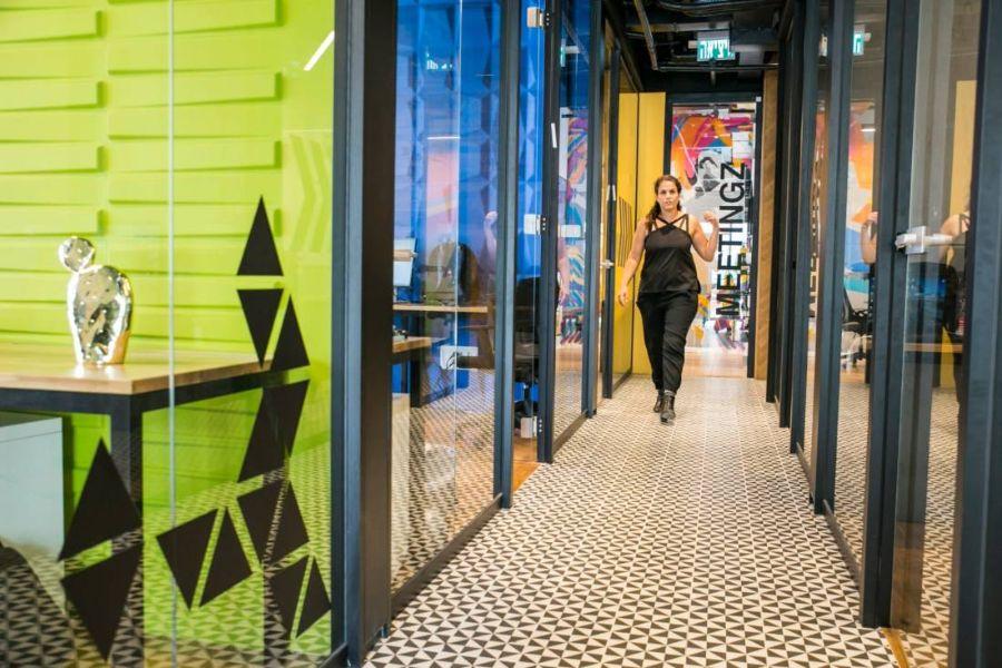 משרדים להשכרה ברחוב מנחם בגין תל אביב - תמונה 2
