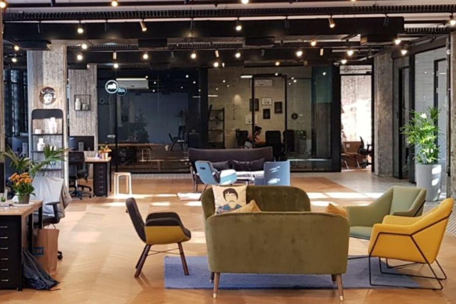 משרדים להשכרה ברחוב מנחם בגין תל אביב - תמונה 3