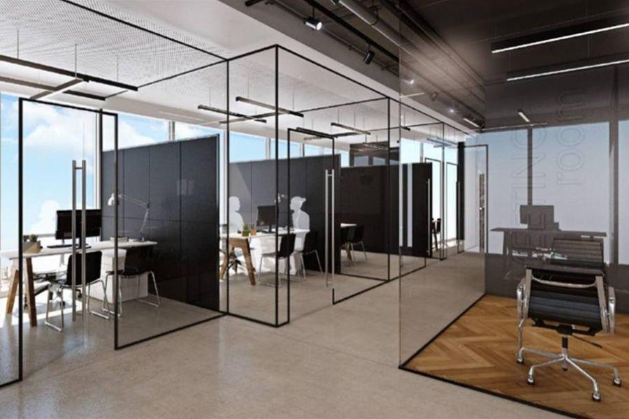 משרדים להשכרה ברחוב הארבעה תל אביב - תמונה 2