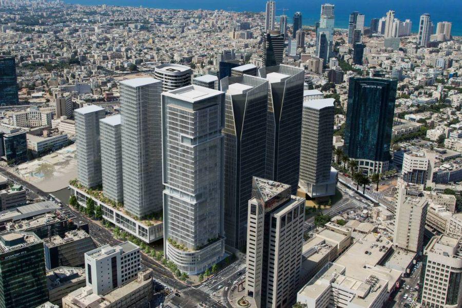 משרדים לרכישה בתל אביב - תמונה 2