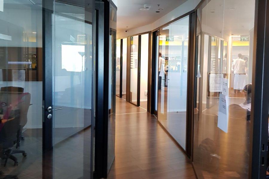 משרדים למכירה ליד רכבת השלום - תמונה 1