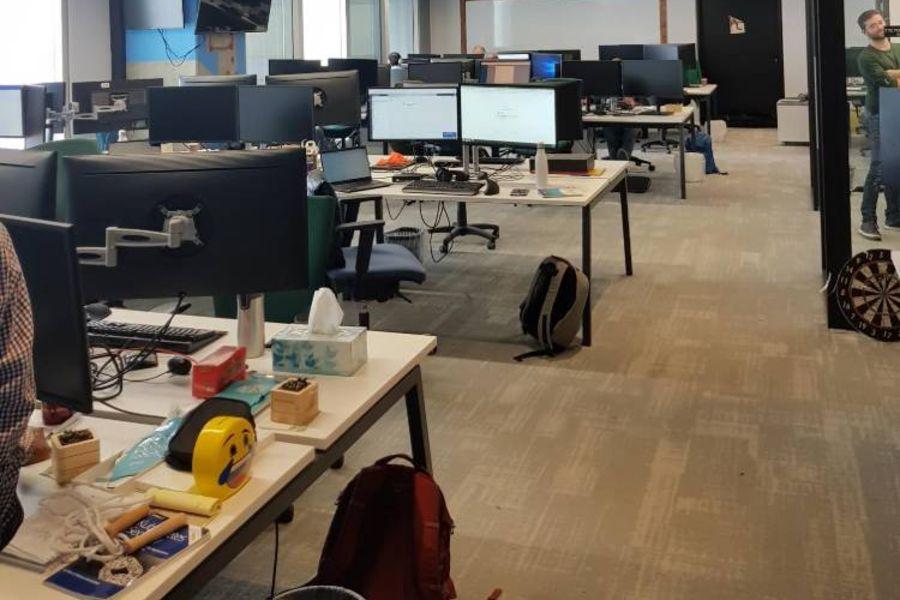 משרדים להשכרה במתחם הבורסה - תמונה 1