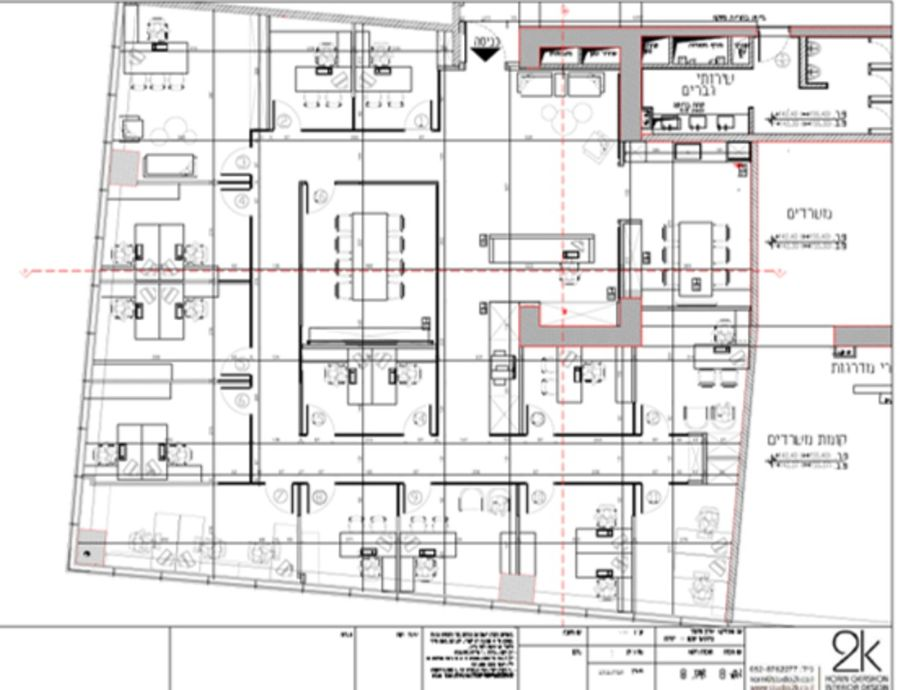 משרדים להשכרה מידטאון תל אביב - תמונה 2
