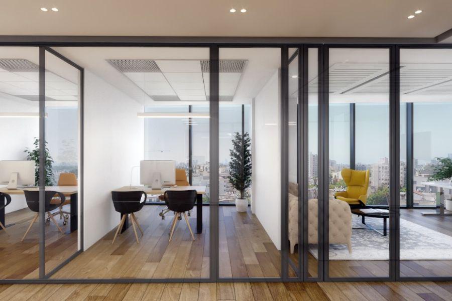 משרדים להשכרה מידטאון תל אביב - תמונה 3