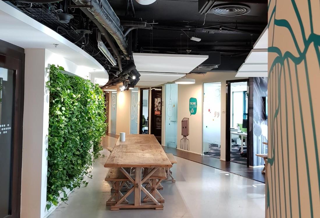 משרדים להשכרה במרכז תל אביב - תמונה 4
