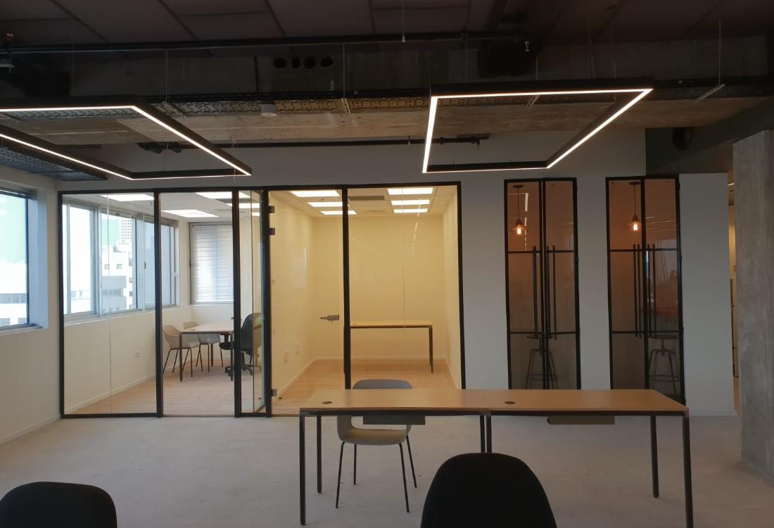משרדים להשכרה ליד רכבת השלום - תמונה 4