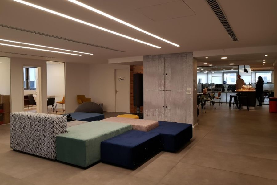 משרדים למכירה במתחם שרונה - תמונה 1