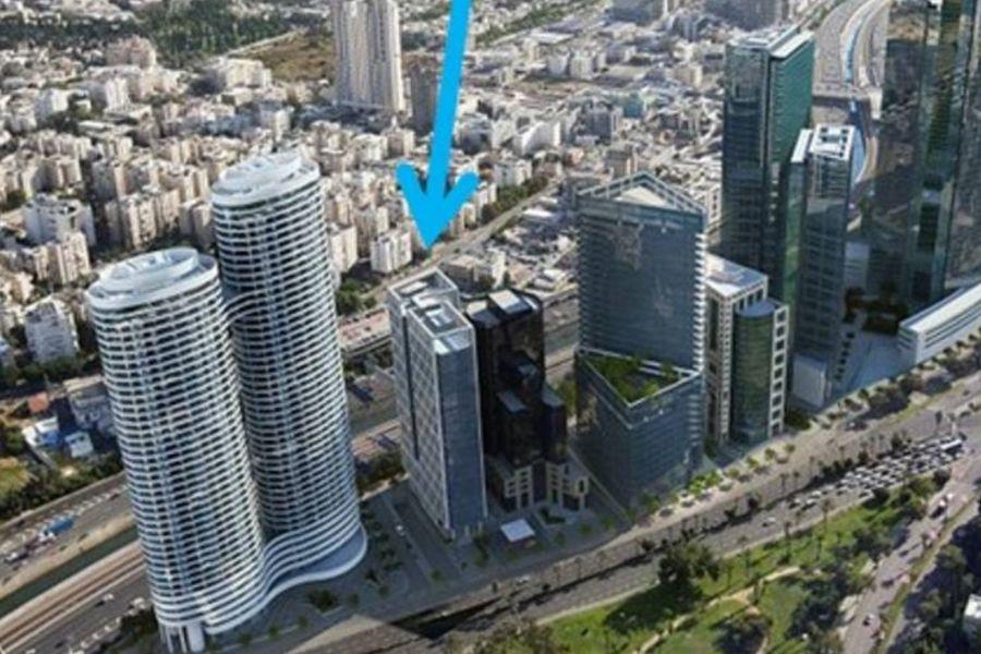 משרד למכירה בתל אביב - תמונה 3