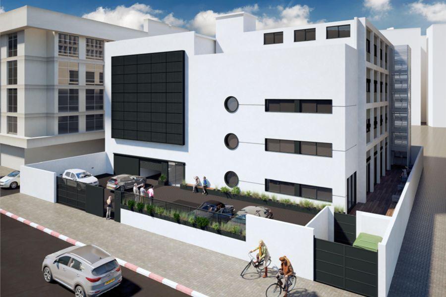 בניין למכירה בתל אביב - תמונה 1