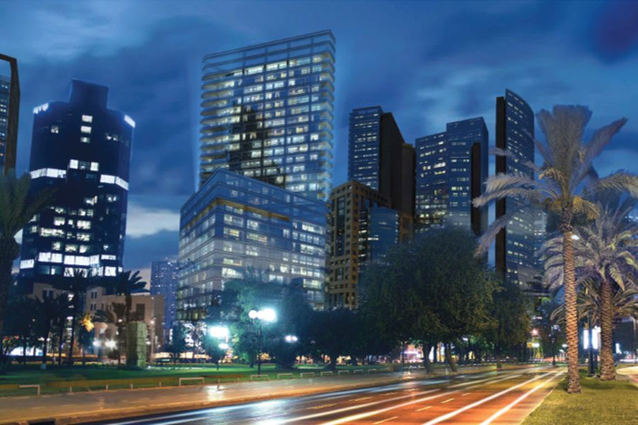 משרדים למכירה בתל אביב - תמונה 1