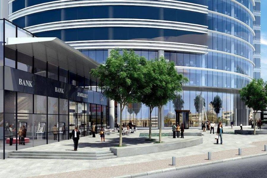 משרדים לרכישה במתחם הבורסה - תמונה 1