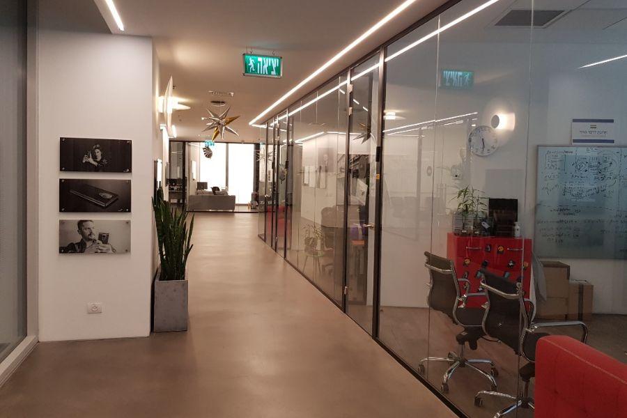 משרד להשכרה בבורסה רמת גן - תמונה 3