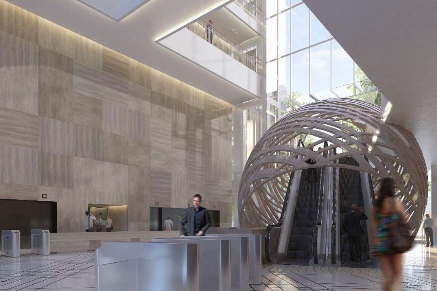 משרדים להשכרה במתחם שרונה - תמונה 4
