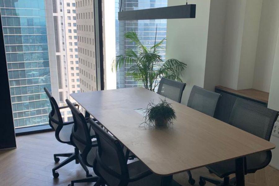 משרדים להשכרה במגדלי הארבעה - תמונה 1