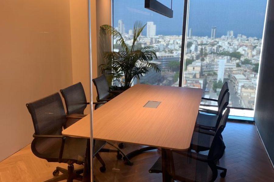 משרדים להשכרה במגדלי הארבעה - תמונה 2