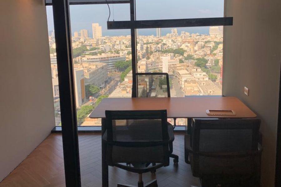 משרדים להשכרה במגדלי הארבעה - תמונה 3