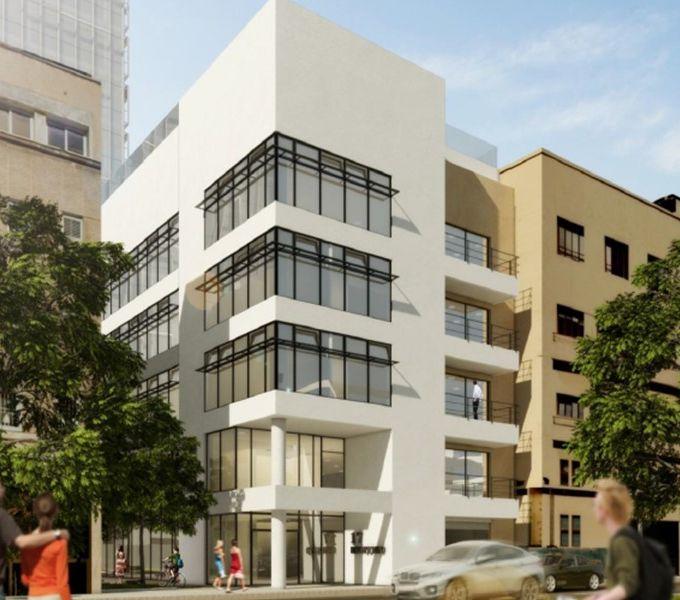 בניין להשכרה בתל אביב - תמונה 1