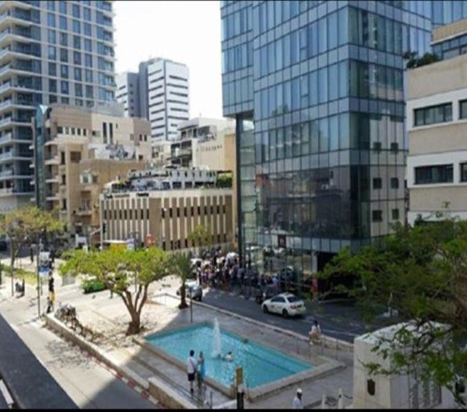 בניין להשכרה בתל אביב - תמונה 2